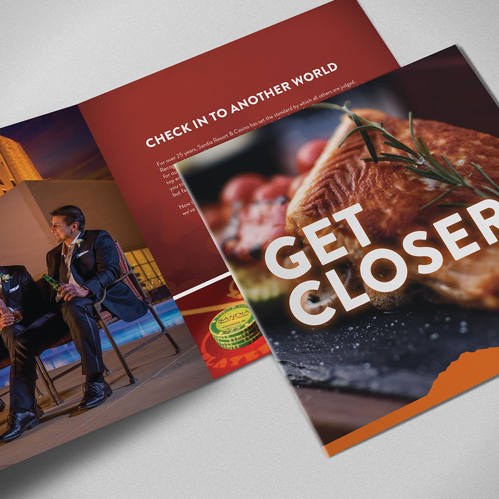 Get Closer Campaign Mailer